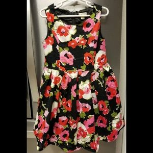 👗Girls Floral Party Dress